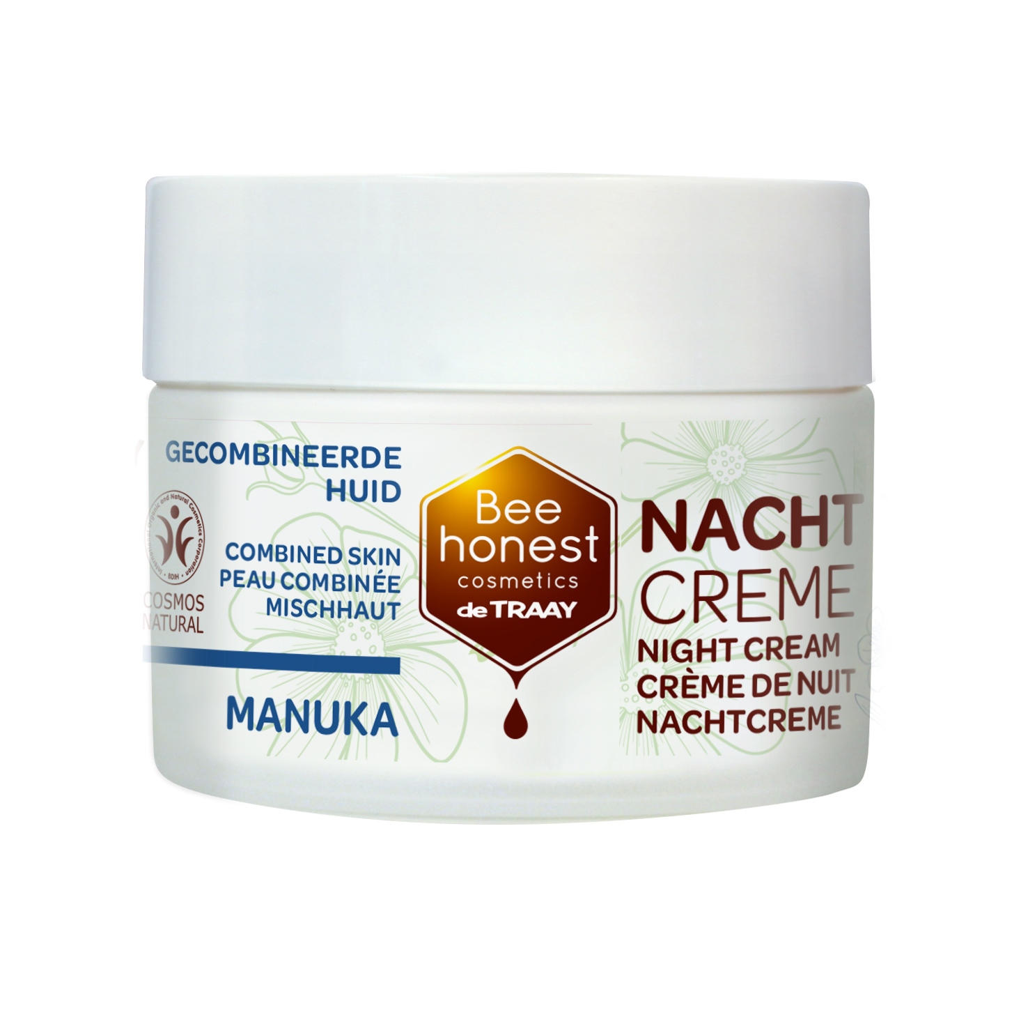 Night cream Manuka