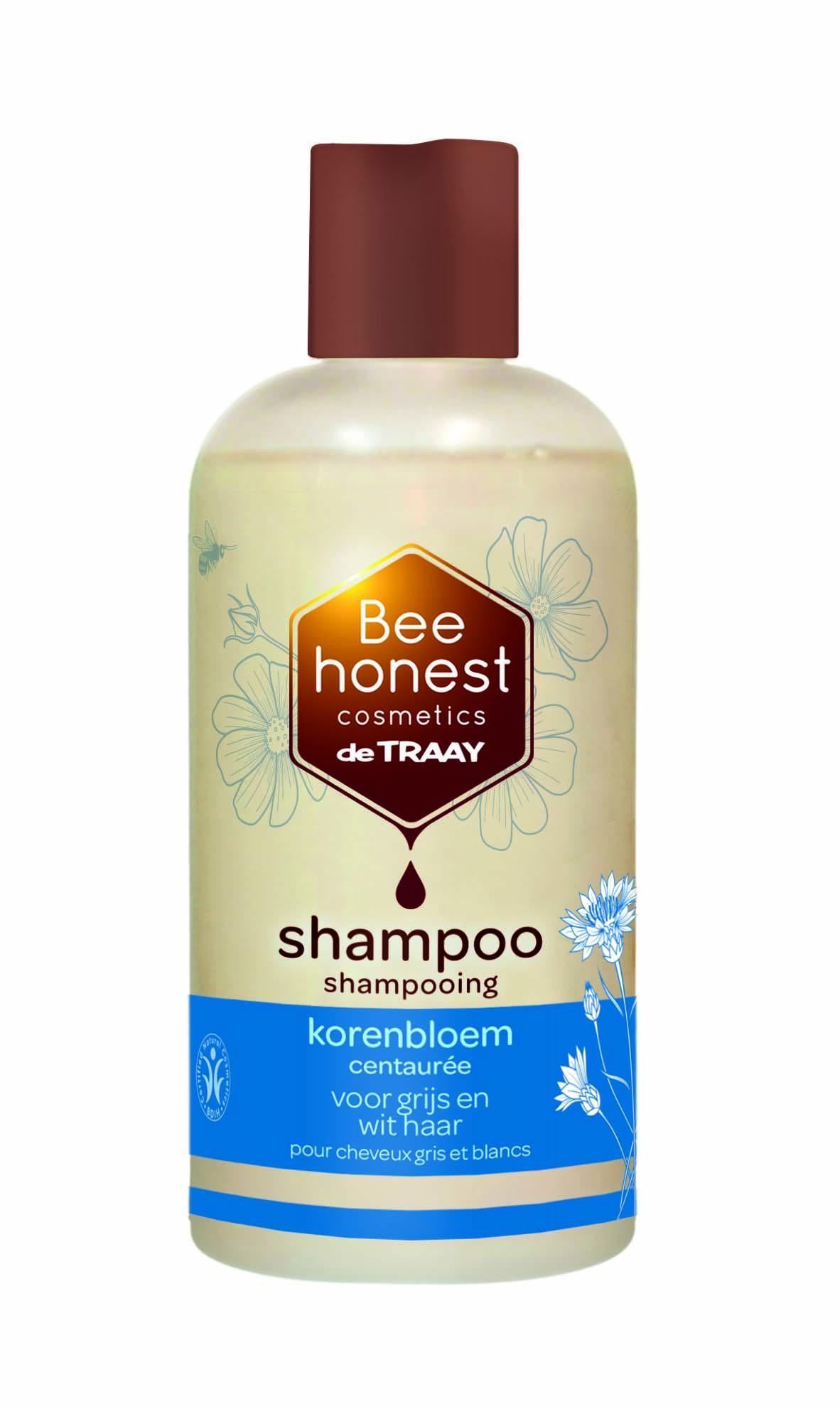 Shampoo cornflower