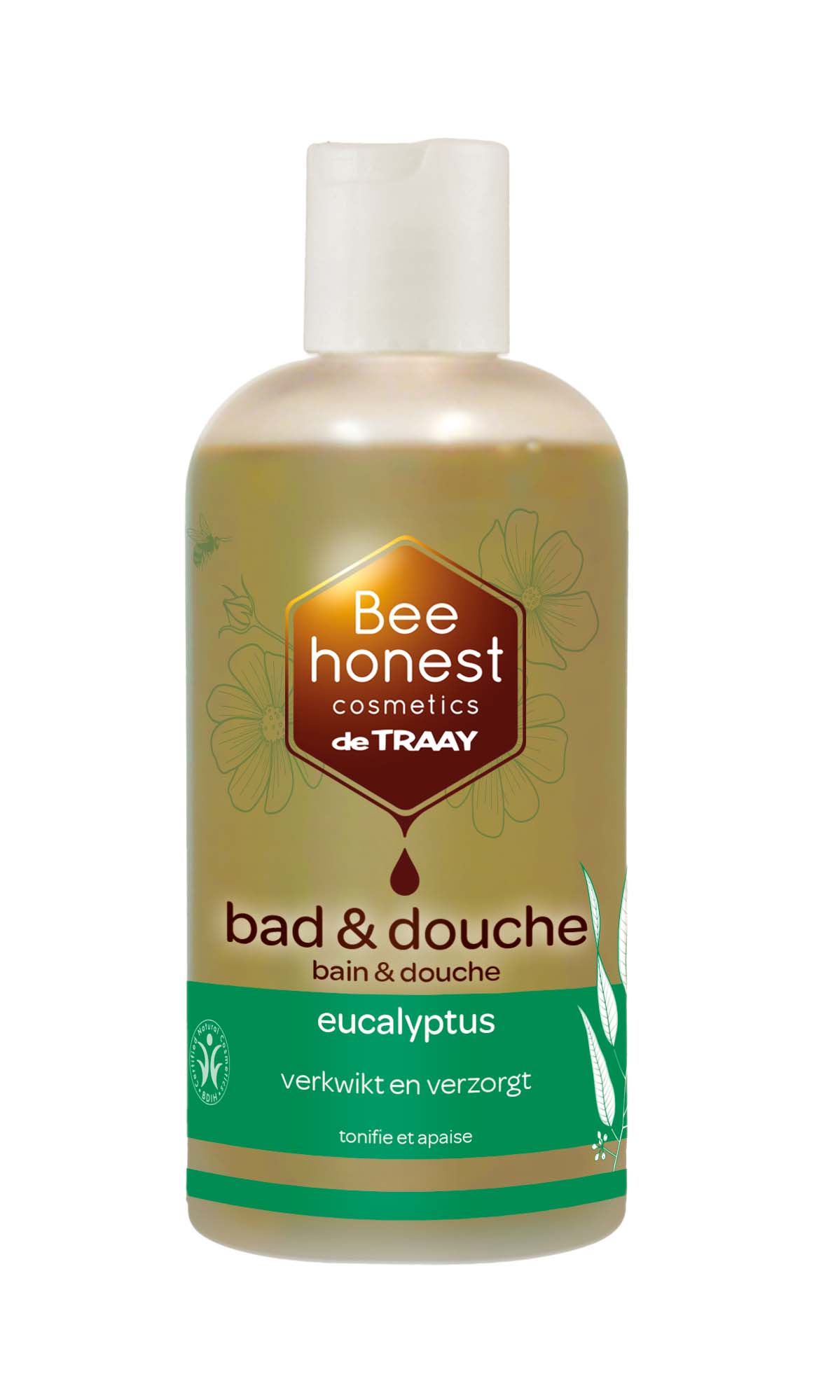 Bad & douche eucalyptus 250ml