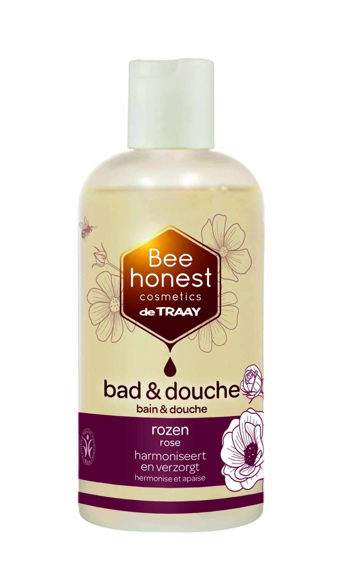 Bad & douche rozen 250ml