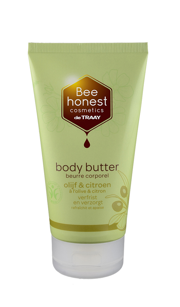 Body butter olijf & citroen