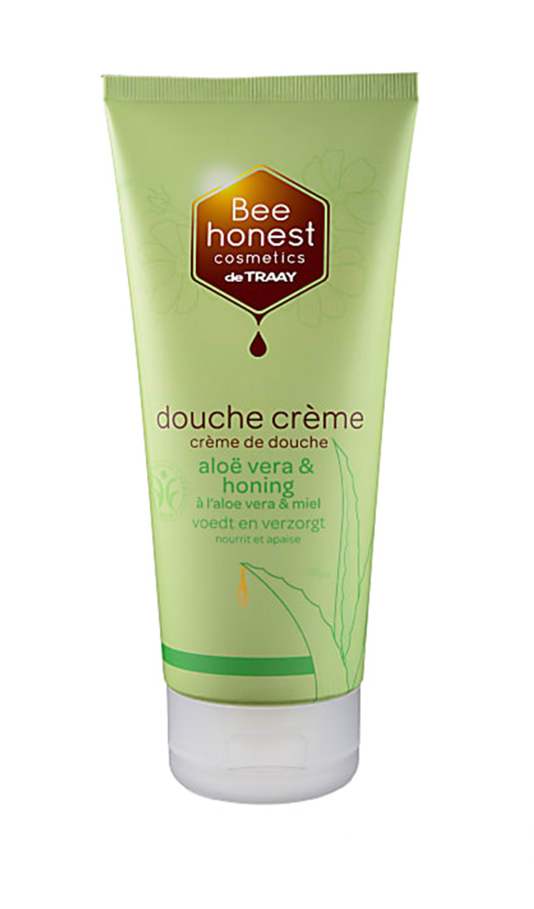Shower cream aloe vera & honey