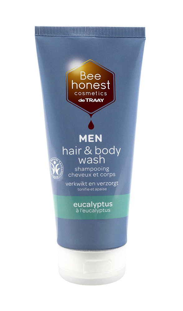 Hair & body wash eucalyptus