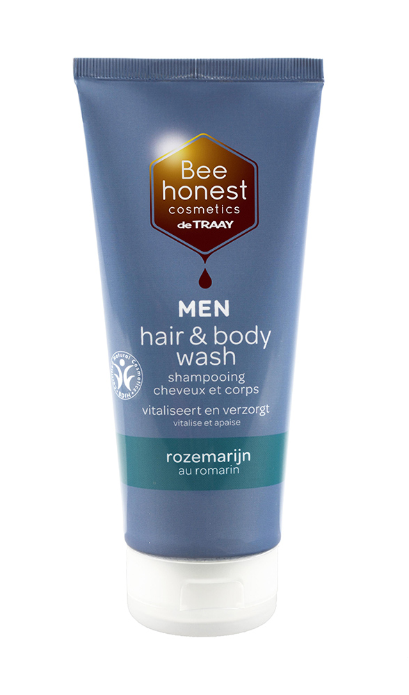Hair & body wash rozemarijn