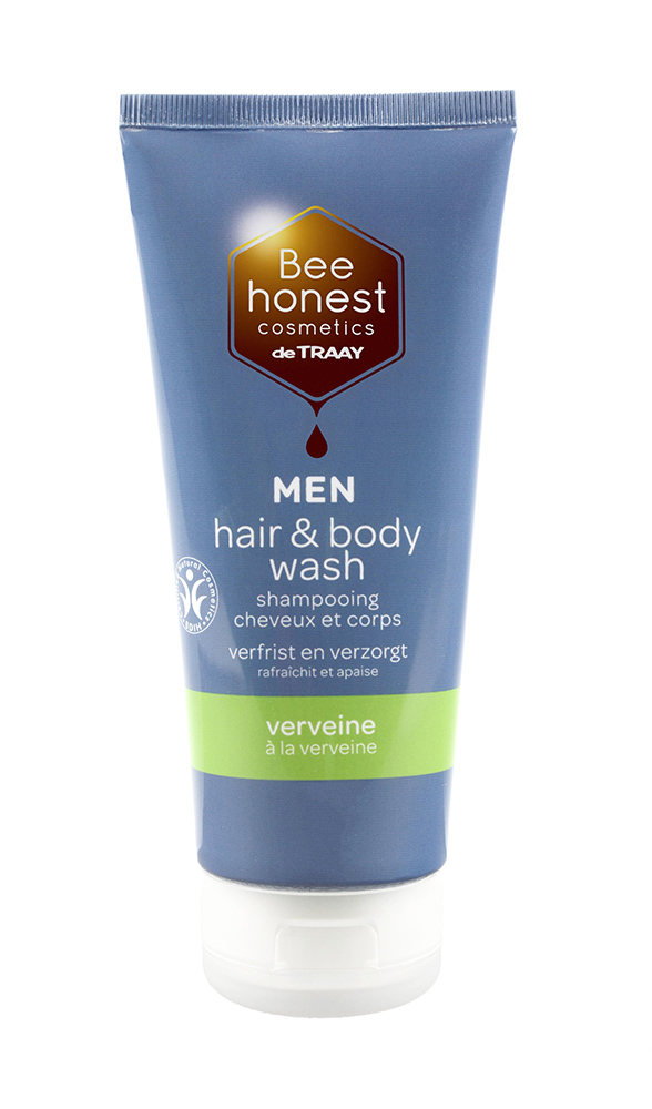 Hair & body wash verveine